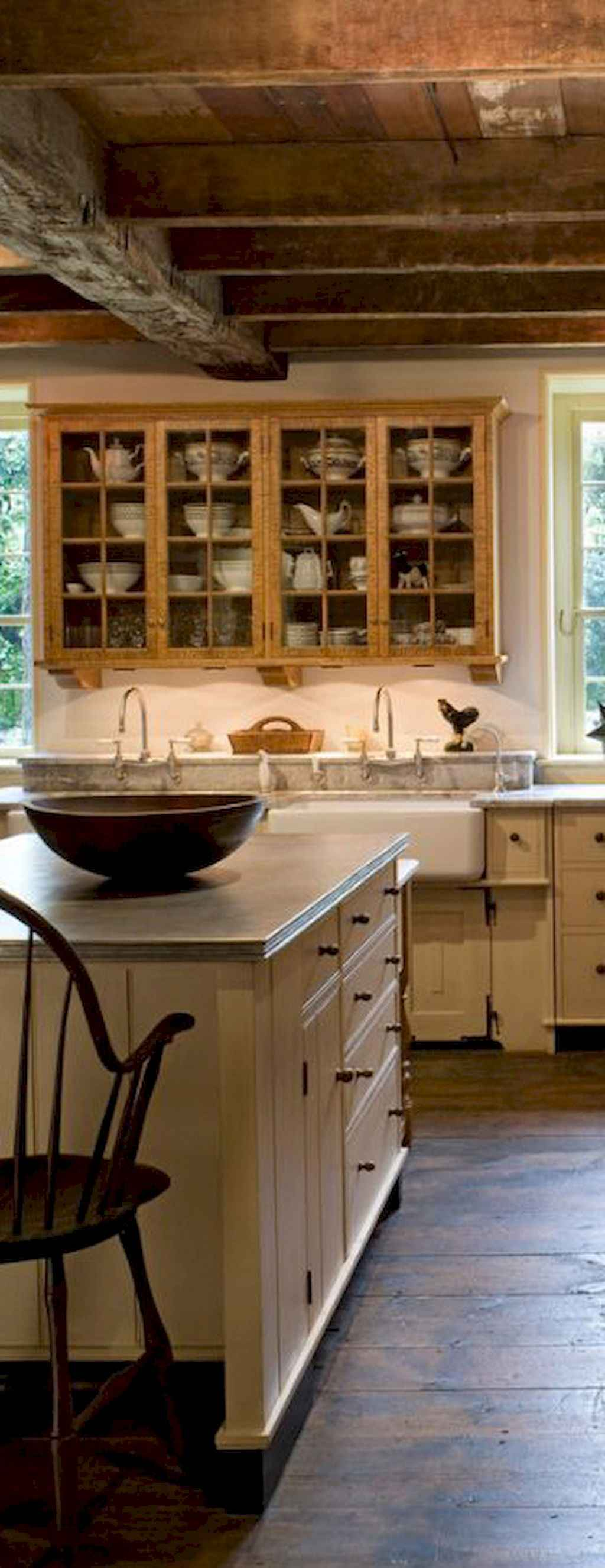 Incredible french country kitchen design ideas (20)
