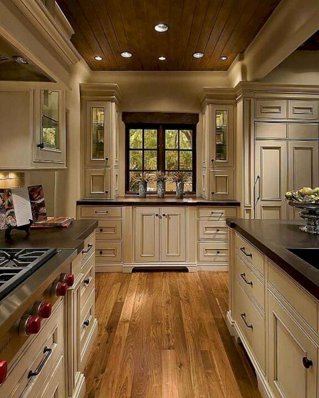 Incredible french country kitchen design ideas (35)