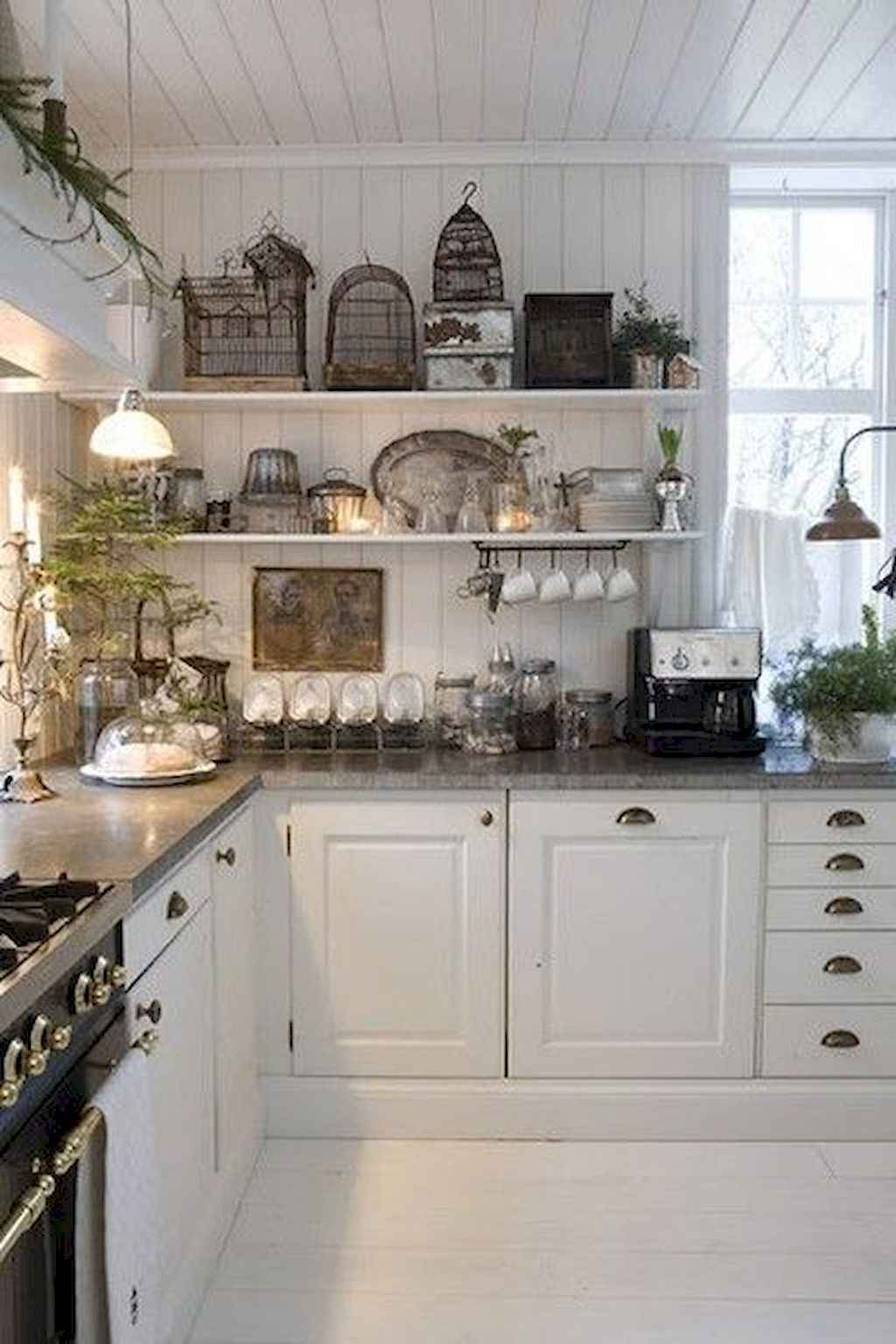 Incredible french country kitchen design ideas (8)