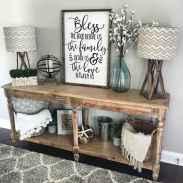 Rustic farmhouse living room design and decor ideas (11)