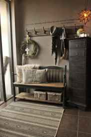 Rustic farmhouse living room design and decor ideas (43)