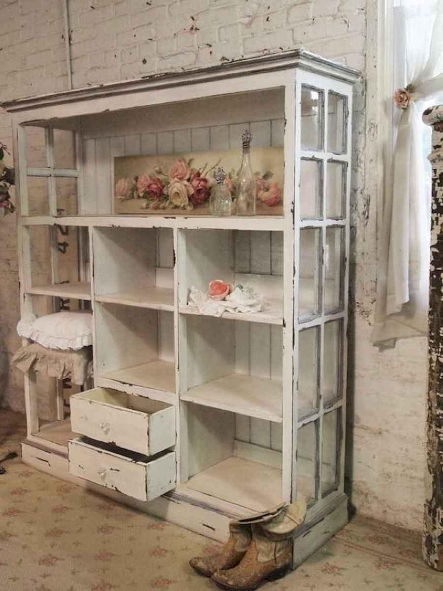 Rustic farmhouse living room design and decor ideas (53)