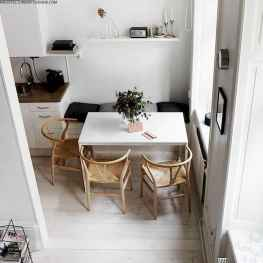 Small dining room table and chair ideas on a budget (26)