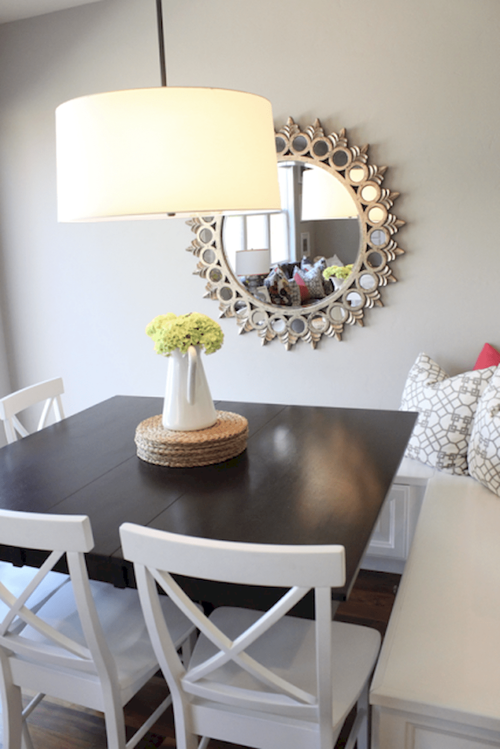 Small dining room table and chair ideas on a budget (5)