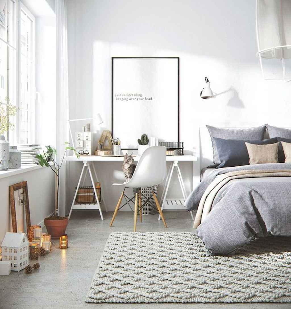 Stylish scandinavian style apartment decor ideas (18)