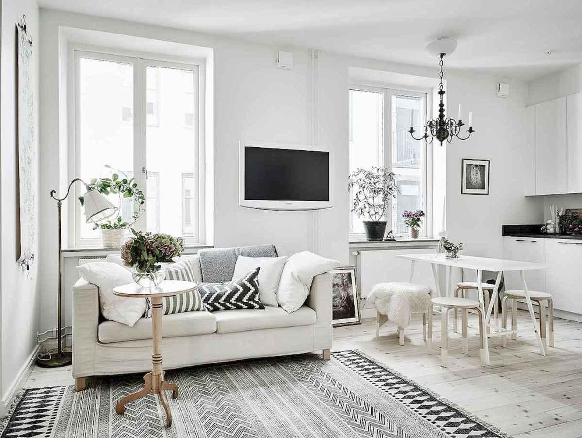 Stylish scandinavian style apartment decor ideas (2)