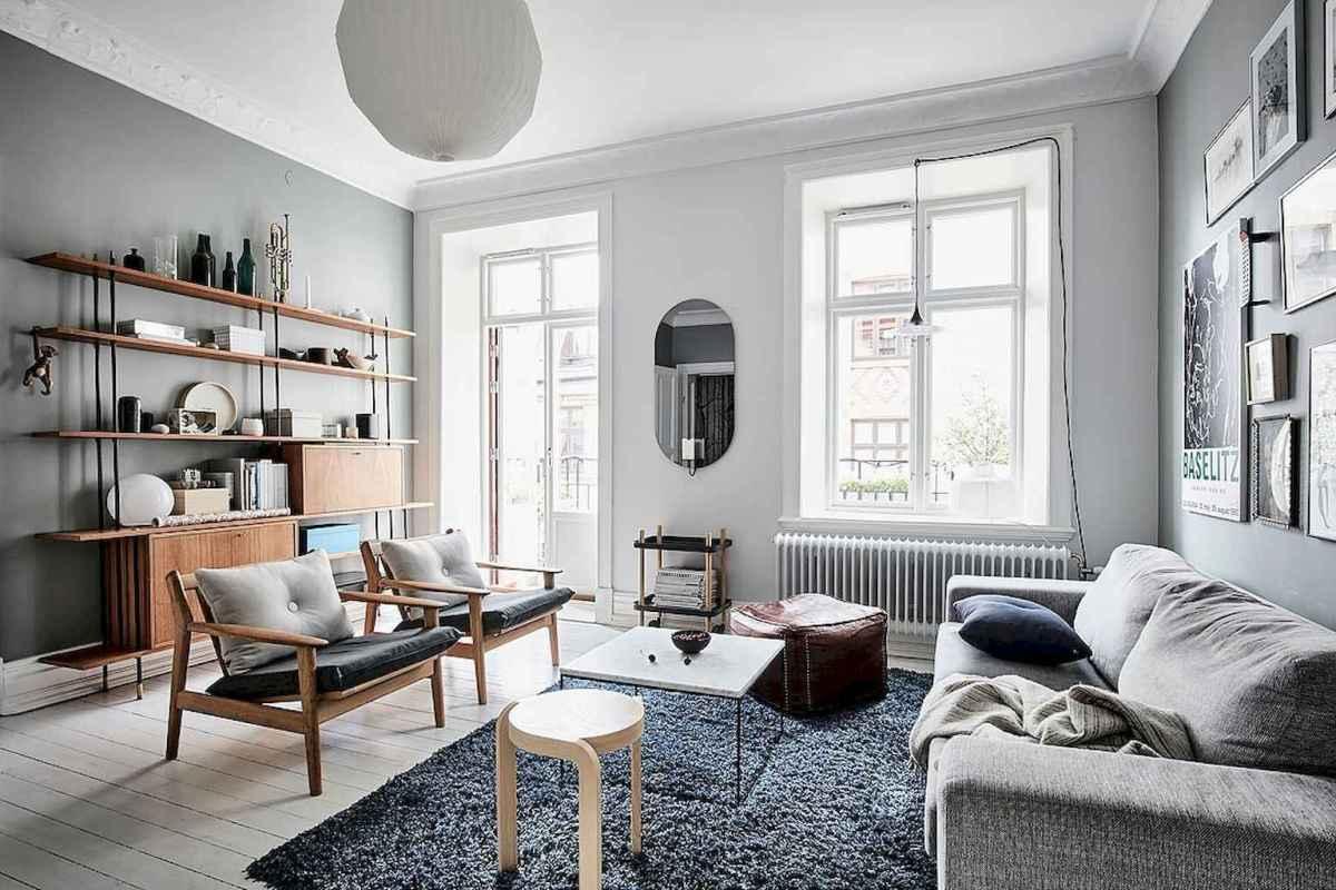 Stylish scandinavian style apartment decor ideas (29)