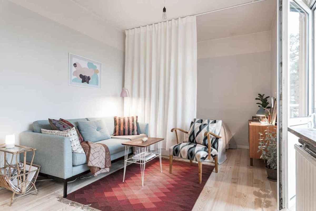 Stylish scandinavian style apartment decor ideas (36)