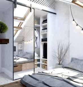 Stylish scandinavian style apartment decor ideas (52)