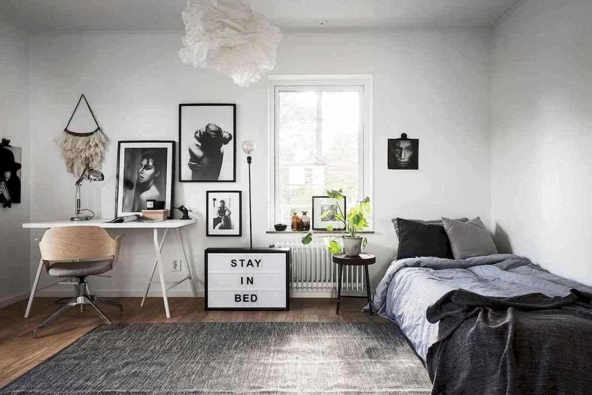 Stylish scandinavian style apartment decor ideas (74)