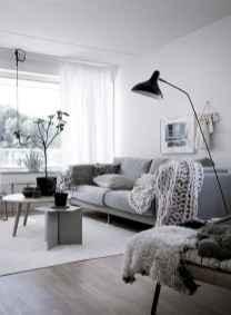 Stylish scandinavian style apartment decor ideas (84)