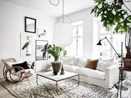 Stylish scandinavian style apartment decor ideas (85)