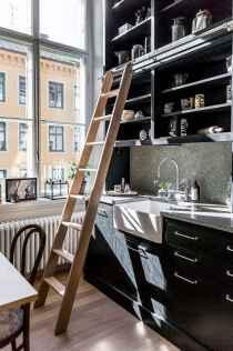 Stylish scandinavian style apartment decor ideas (86)