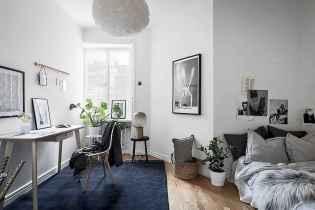 Stylish scandinavian style apartment decor ideas (87)