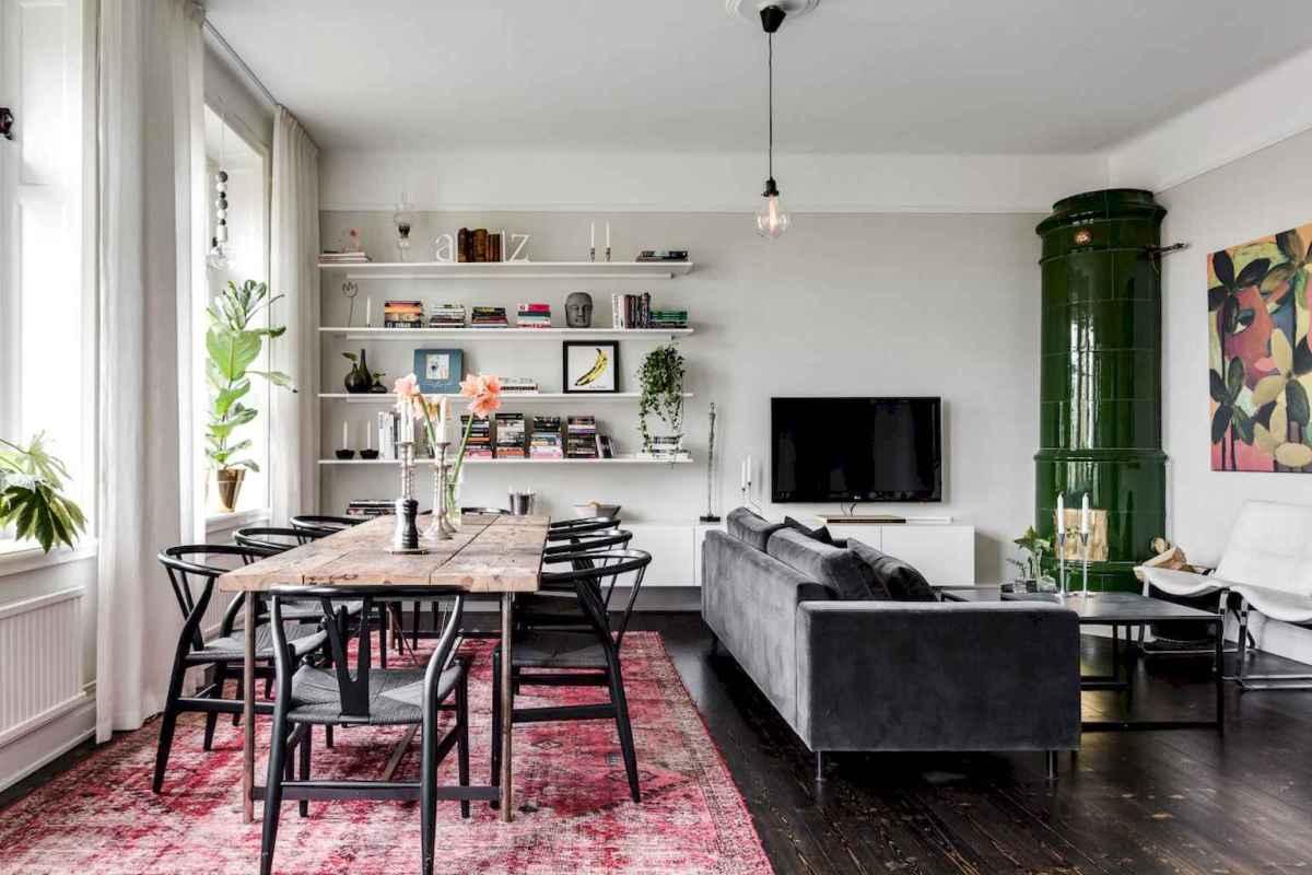 Stylish scandinavian style apartment decor ideas (90)