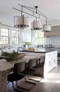 Stylish and inspired farmhouse kitchen island ideas and designs (35)