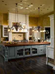 Stylish and inspired farmhouse kitchen island ideas and designs (8)