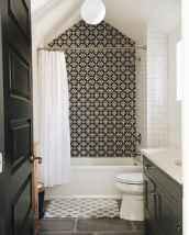 Attic bathroom makeover ideas on a budget (10)