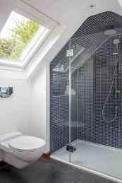 Attic bathroom makeover ideas on a budget (41)