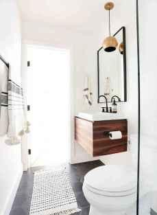 Awesome minimalist bathroom decoration ideas (25)
