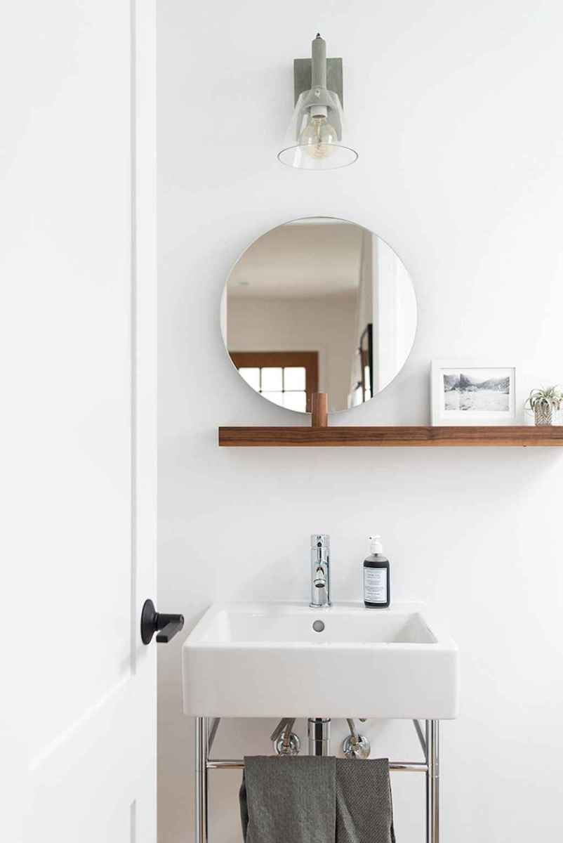 Awesome minimalist bathroom decoration ideas (33)