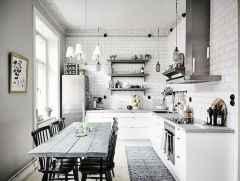 Awesome scandinavian kitchen design ideas (31)