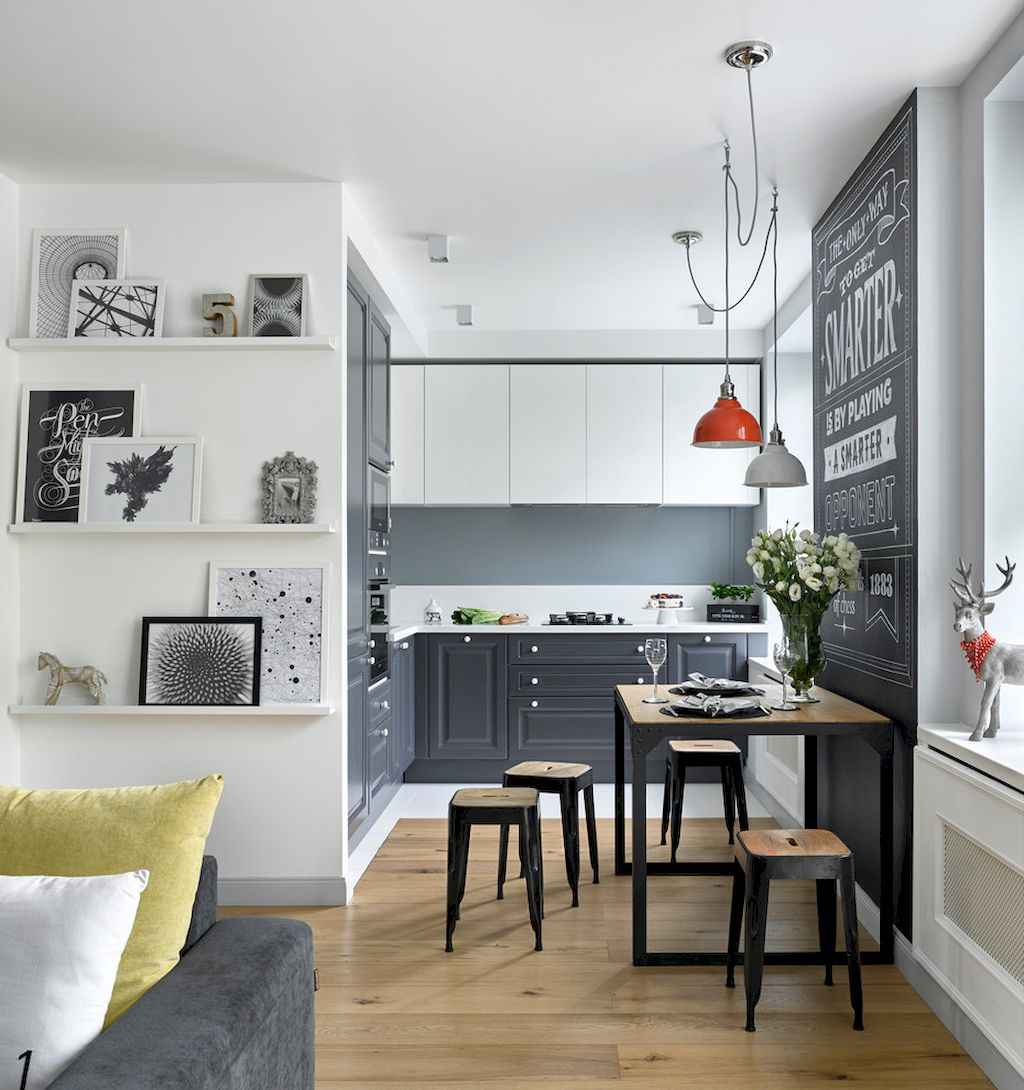 Awesome scandinavian kitchen design ideas (57)