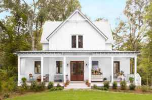 Beautiful farmhouse exterior design ideas (38)
