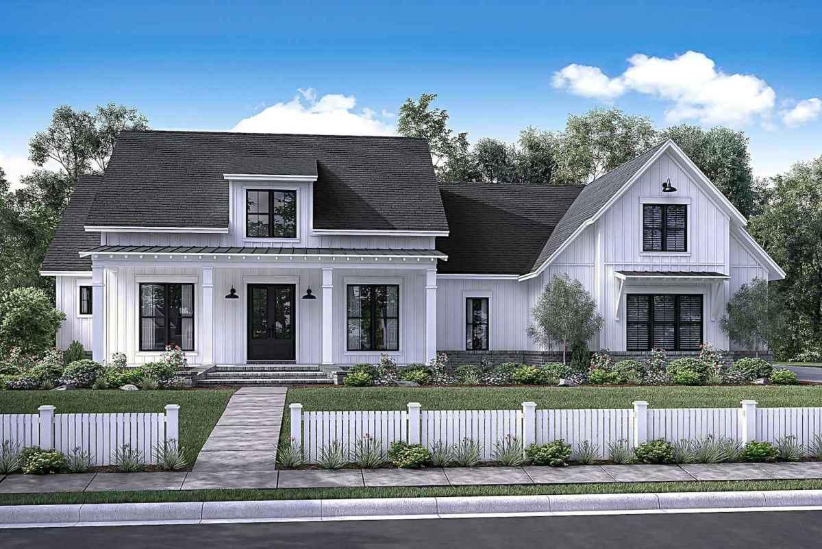 Beautiful farmhouse exterior design ideas (54)