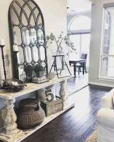 Catchy farmhouse rustic entryway decor ideas (20)