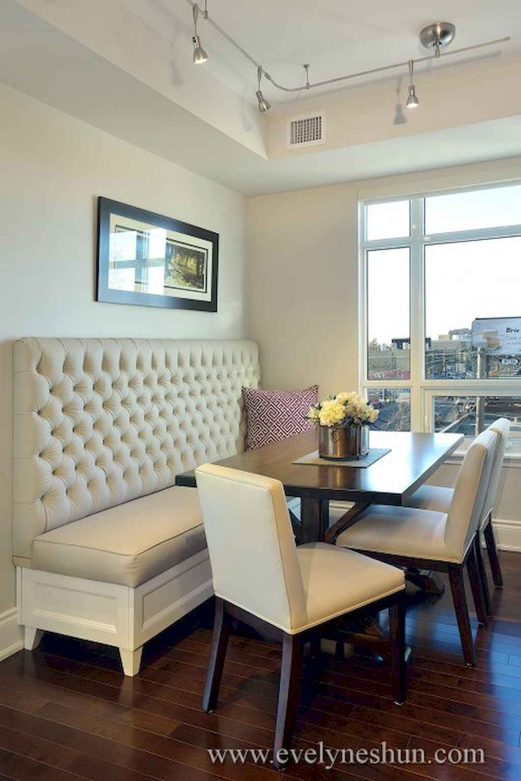 Clever small dining room ideas (13)