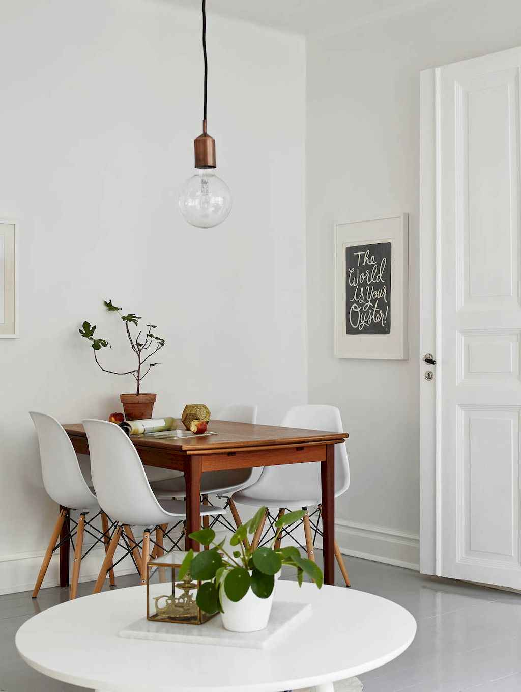 Clever small dining room ideas (15)