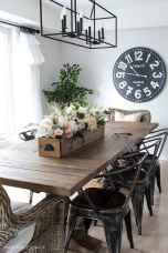 Clever small dining room ideas (16)