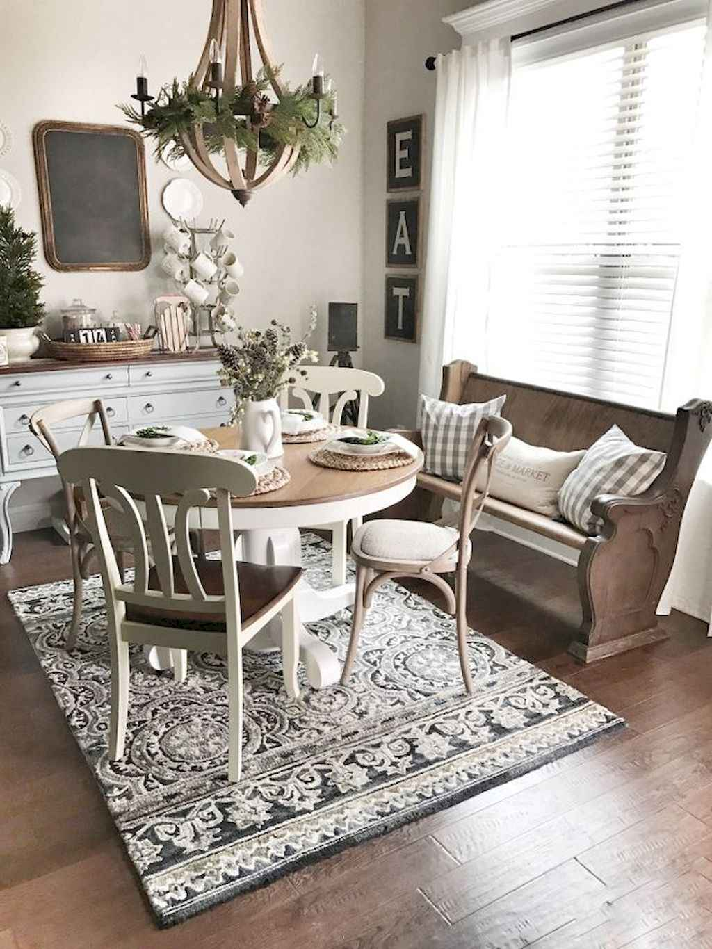Clever small dining room ideas (18)
