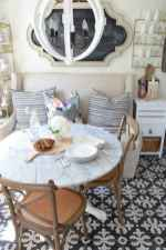 Clever small dining room ideas (21)