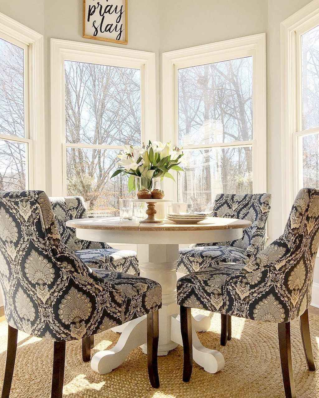 Clever small dining room ideas (25)