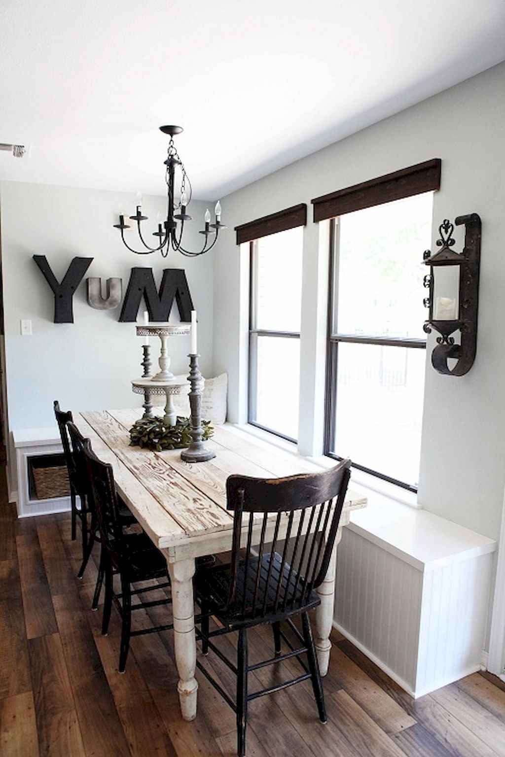 Clever small dining room ideas (58)