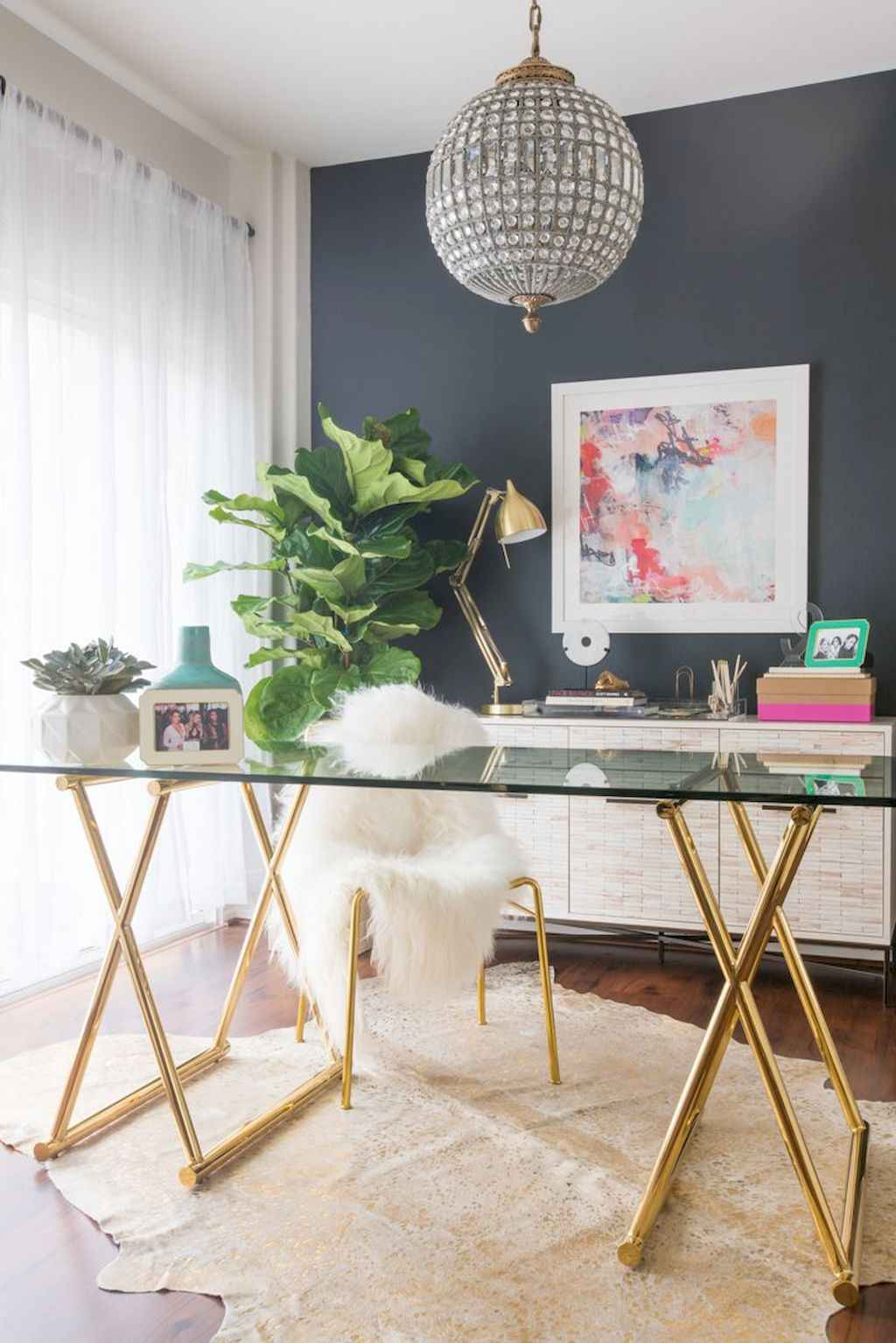 Clever small dining room ideas (8)