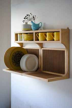 Clever small kitchen remodel and open shelves ideas (26)