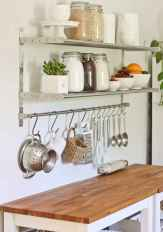 Clever small kitchen remodel and open shelves ideas (34)