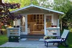 Cool diy backyard studio shed remodel design & decor ideas (15)