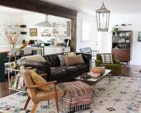 Cool mid century living room decor ideas (23)