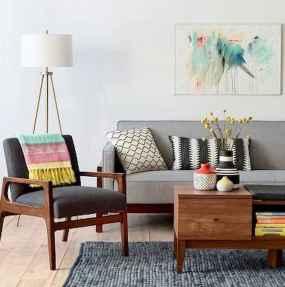Cool mid century living room decor ideas (24)
