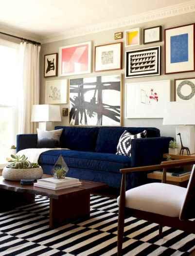Cool mid century living room decor ideas (30)