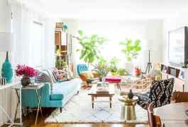 Cool mid century living room decor ideas (4)