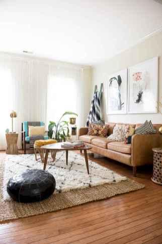 Cool mid century living room decor ideas (44)