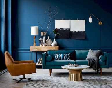 Cool mid century living room decor ideas (61)
