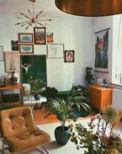 Cool mid century living room decor ideas (62)