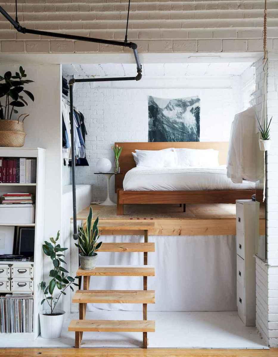 Cozy attic loft bedroom design & decor ideas (3)