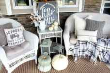 Creative diy fall porch decorating ideas (24)